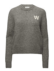 Anneli sweater - GREY MELANGE