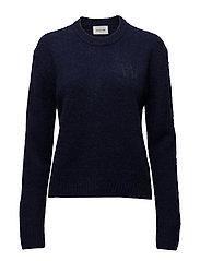 Anneli sweater - NAVY