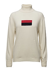 Isa turtleneck - OFF WHITE