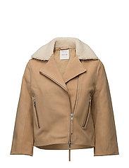 Lucia jacket - BEIGE