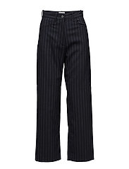 Althea trousers - NAVYSTRIPE