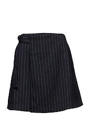 Donita skirt - NAVYSTRIPE
