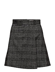 Michelle skirt - GREY CHECK