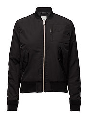 Gabriella jacket - BLACK