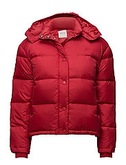 Alyssa jacket - RED
