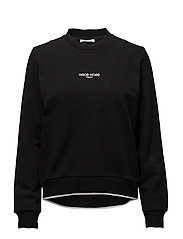 Mary-ann sweatshirt - BLACK