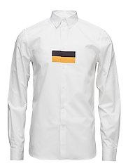 Wembley shirt - BRIGHTWHITE