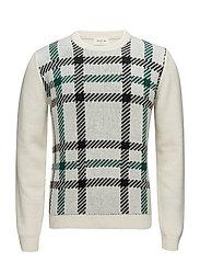 Latimer sweater - OFFWHITE