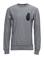 Larry sweatshirt - NAVY