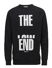 Hester sweatshirt - BLACK