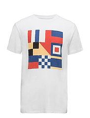 Ics T-Shirt Wood Wood T-shirts