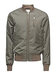 Blake jacket - FROSTGREY