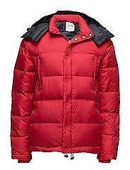 Tim jacket - RED