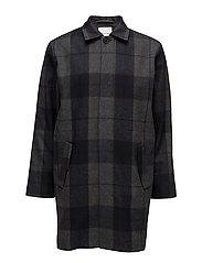 Warren coat - GREY