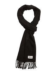 Karlo scarf - BLACK