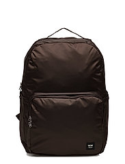 Ryan backpack - DARK BROWN