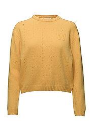 Caitlin sweater - YELLOW