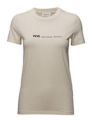 Eden T-shirt - OFF-WHITE