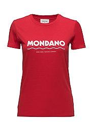 Eden T-shirt - RED