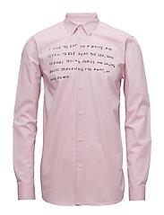 Wembley shirt - LIGHT PINK