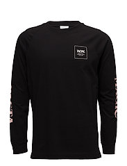 Han long sleeve - BLACK