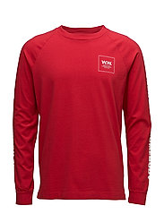 Han long sleeve - RED