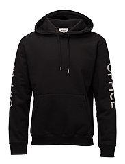 Matty hoodie - BLACK