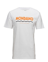Mondano T-shirt - BRIGHT WHITE