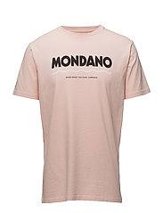 Mondano T-shirt - LIGHT PINK