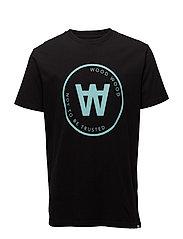 AA Seal T-shirt - BLACK