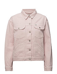 RETRO JACKET - PRETTY PINK