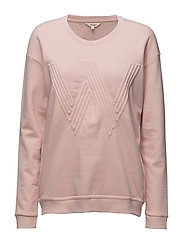 W SWEAT SILVER PINK - SILVER PINK