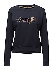 KABEL LOGO SWEAT PARISIAN NIGHT - PARISIAN NIGHT