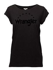 Wrangler - Flock Tee