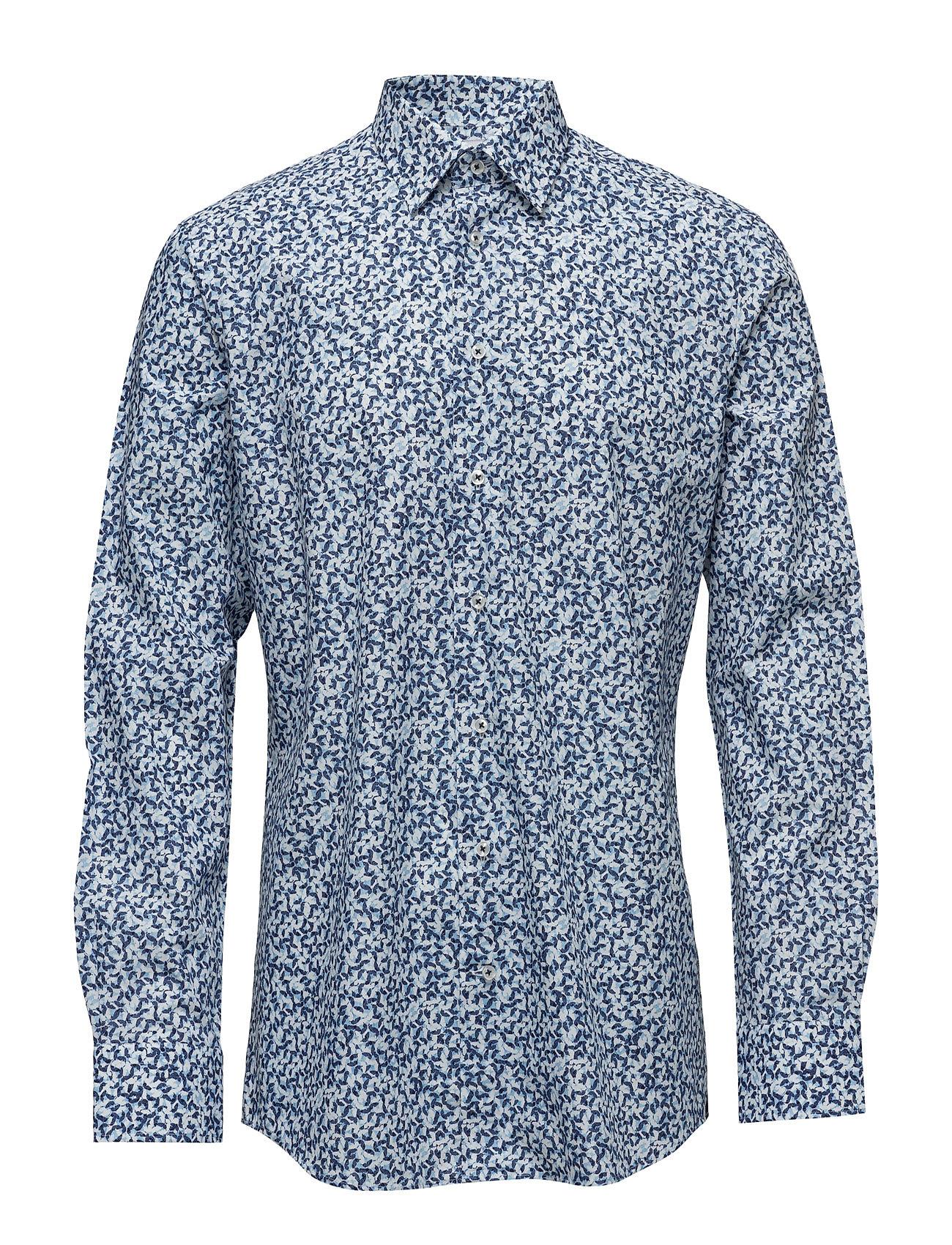 8678 - Gordon Sc XO Shirtmaker Trøjer til Mænd i Medium Blå