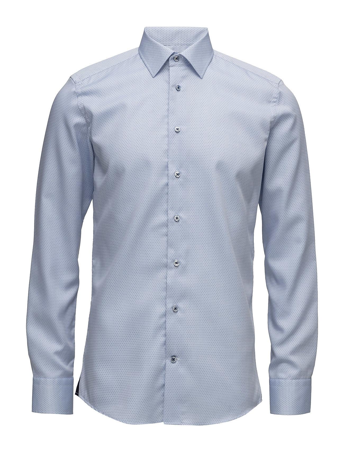 8814 - Jake Sc XO Shirtmaker Business til Herrer i Blå