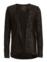 EVE SOFT BLAZER - A13 - Black