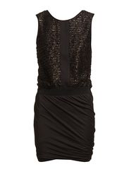 EVE DRESS - A13 - Black