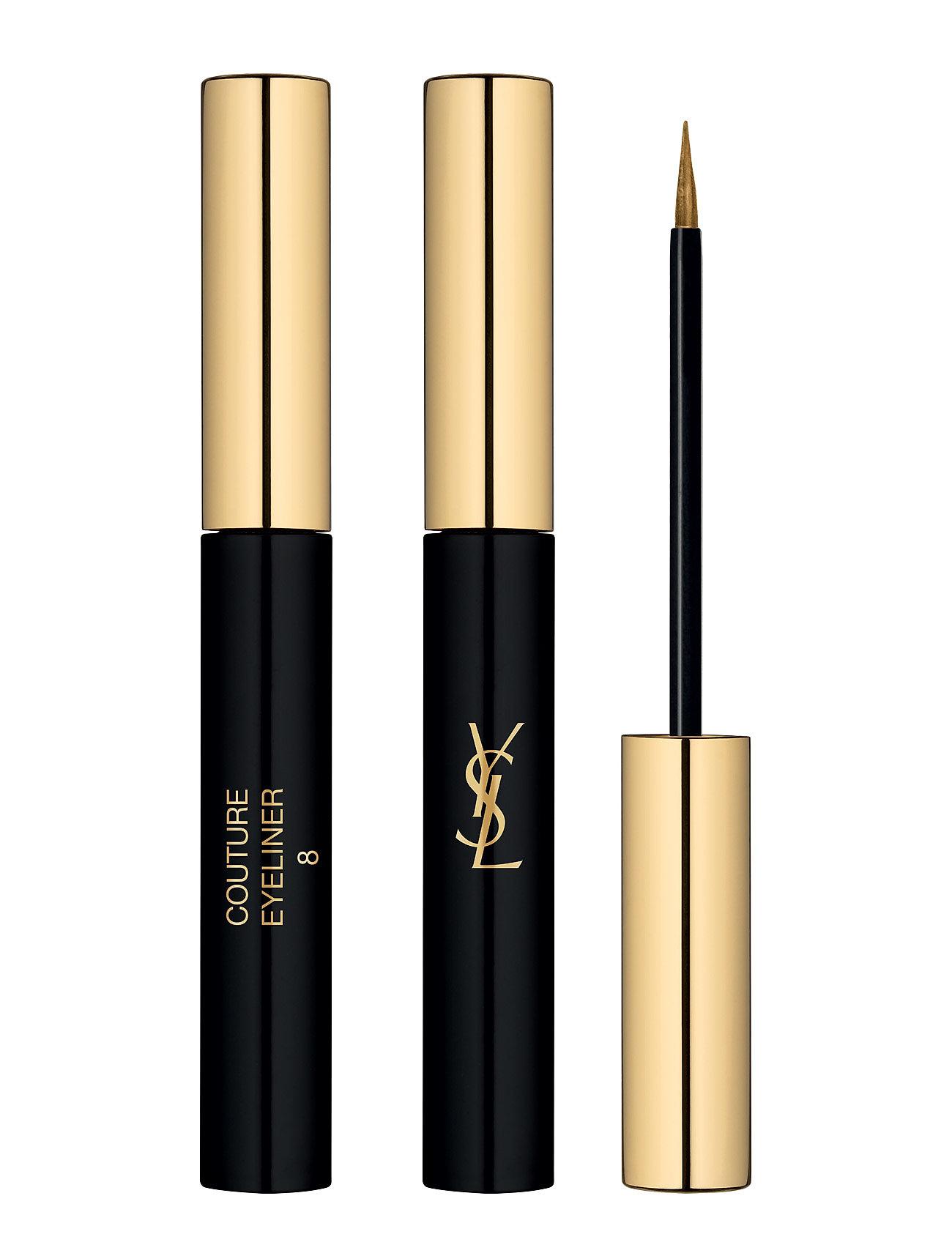 yves saint laurent Couture eye liner 8 bronze fra boozt.com dk