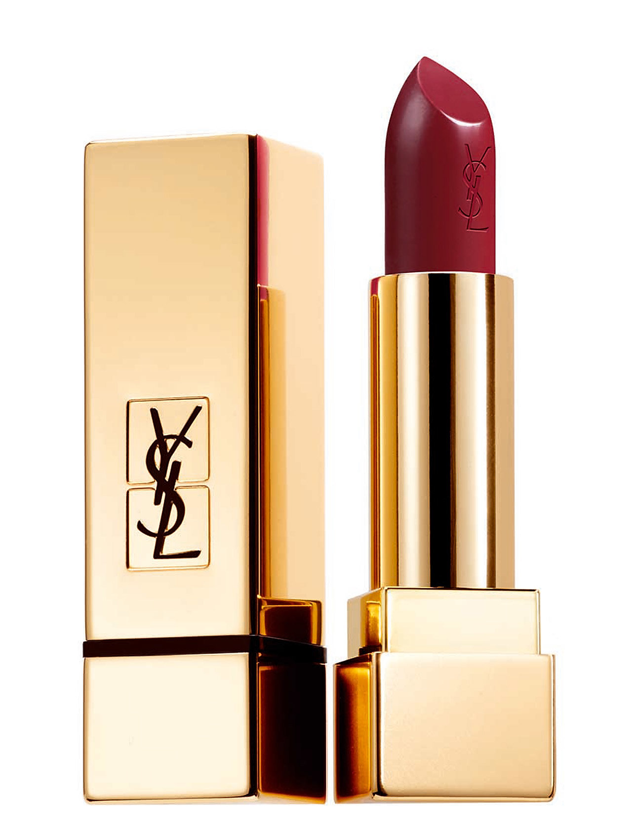 Rouge pur couture 71, black red fra yves saint laurent på boozt.com dk