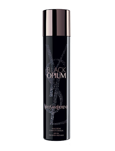 Black Opium Hair & Body Oil 100 ml - CLEAR
