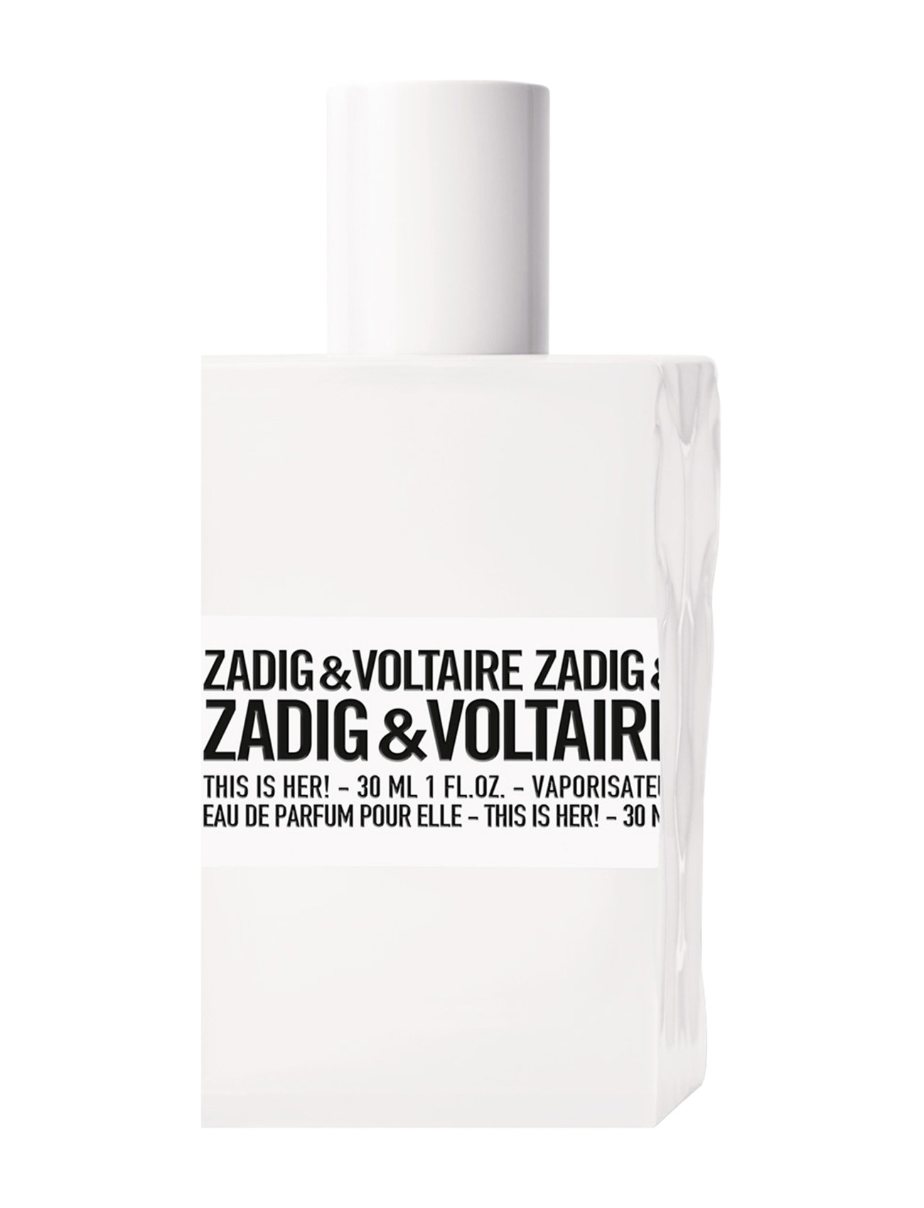 zadig & voltaire fragrance Zadig & voltaire this is her! eau d fra boozt.com dk