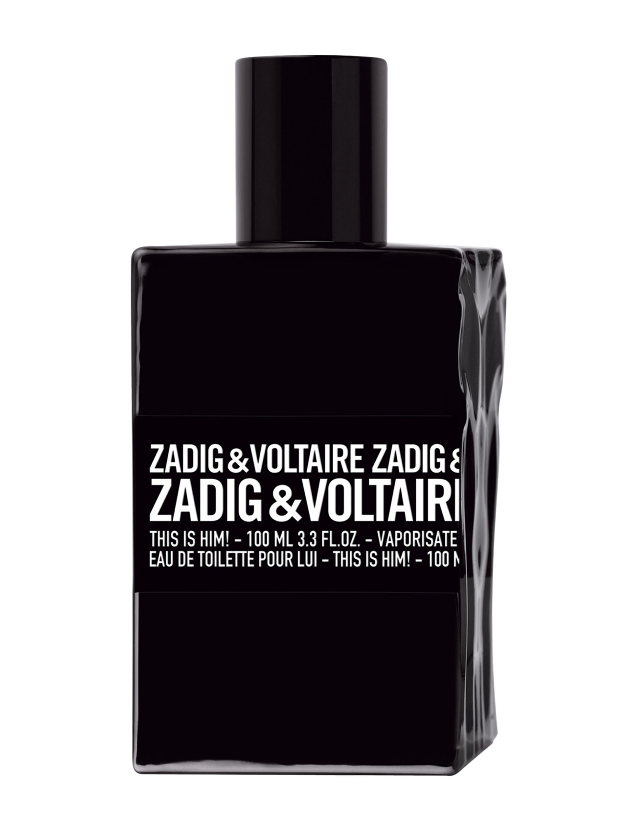 zadig & voltaire fragrance – Zadig & voltaire this is him! eau d på boozt.com dk