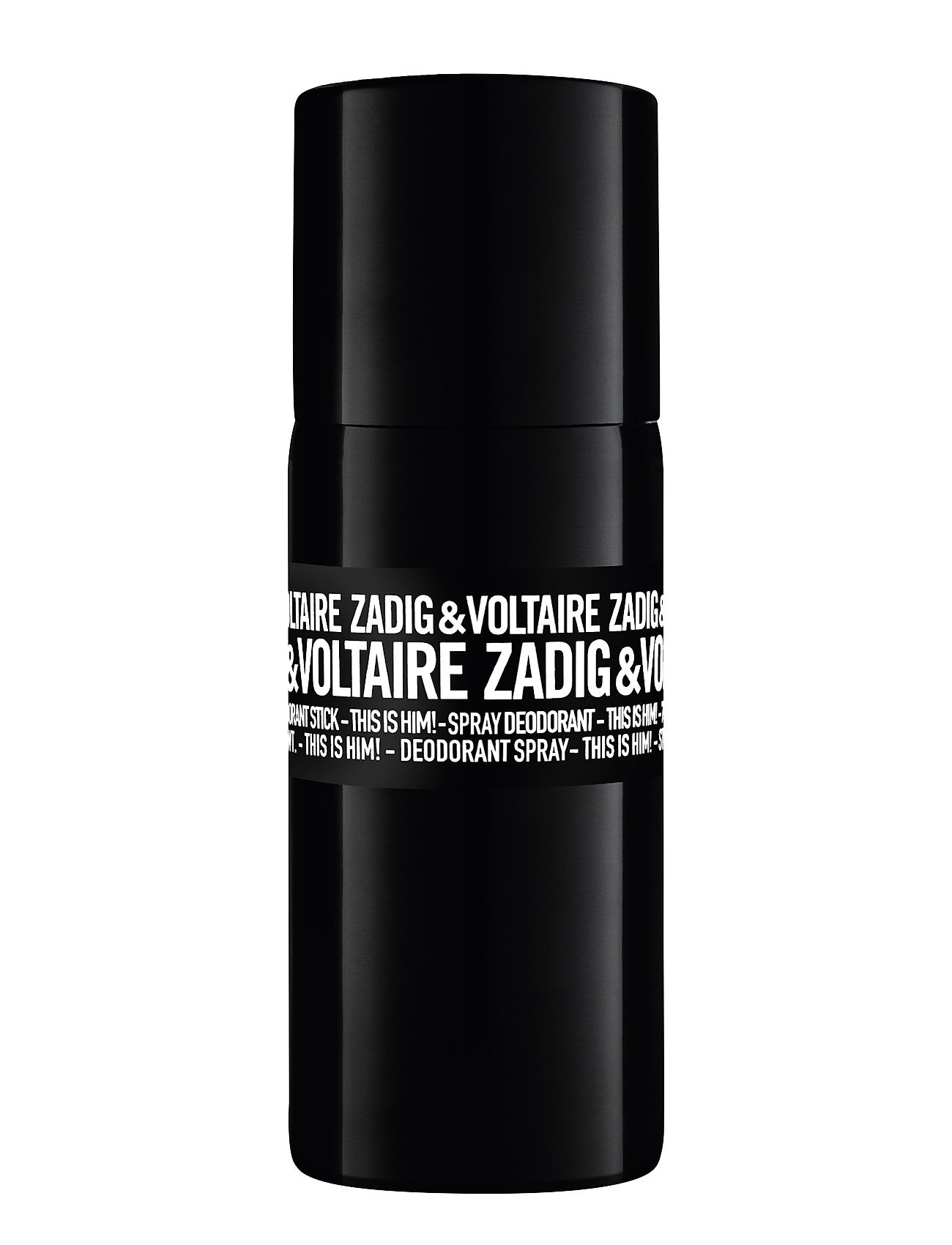 zadig & voltaire fragrance – Zadig & voltaire this is him! deodo på boozt.com dk