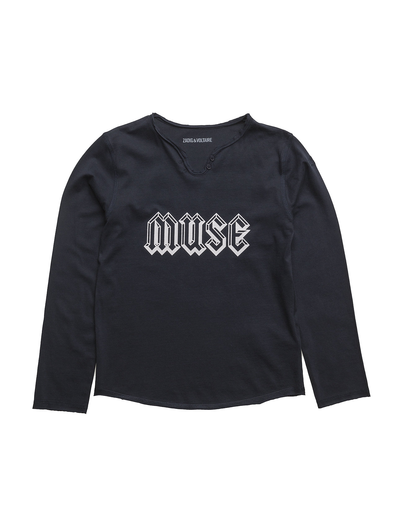 Long sleeve t-shirt fra zadig & voltaire fra boozt.com dk
