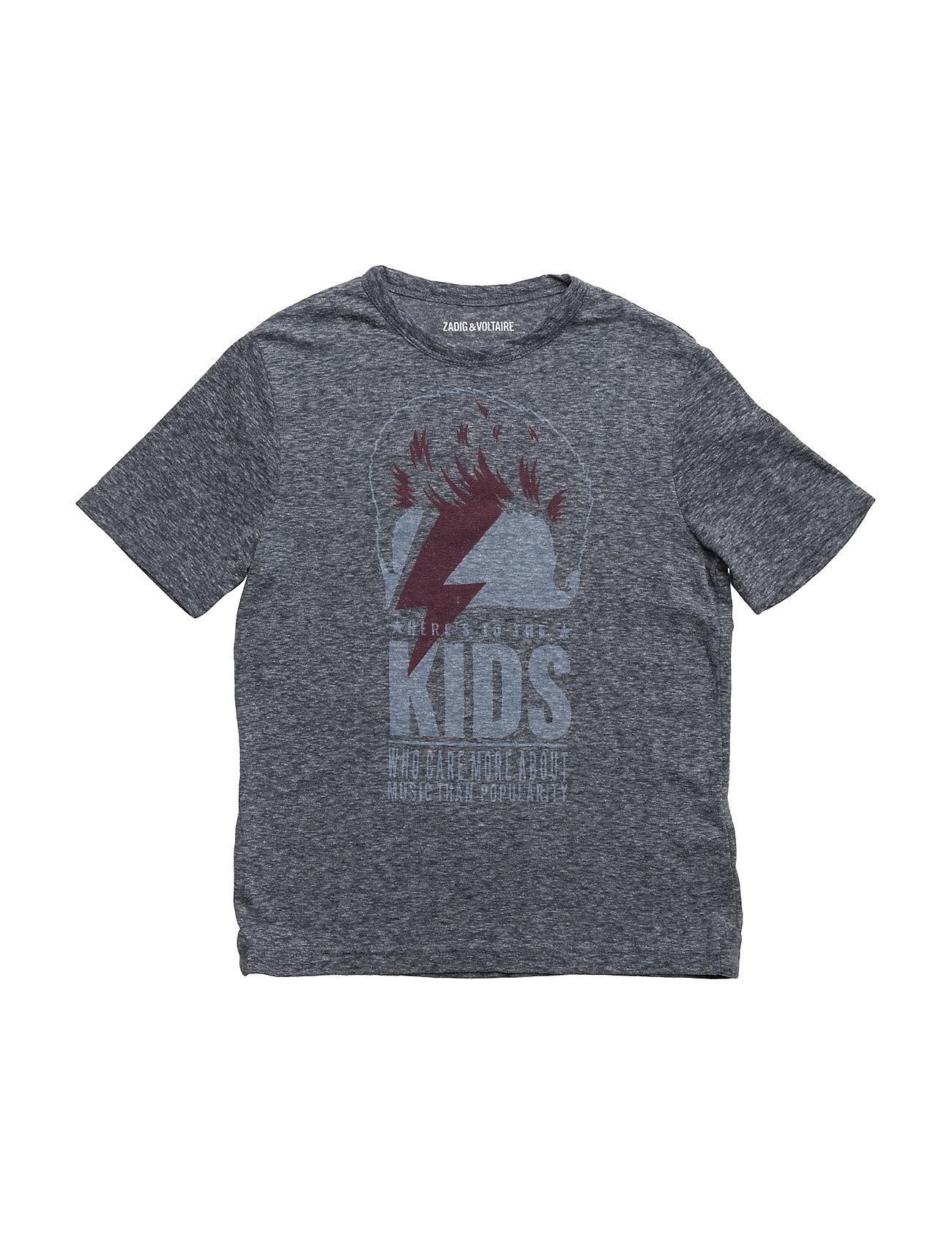 zadig & voltaire – Short sleeves tee-shirt på boozt.com dk