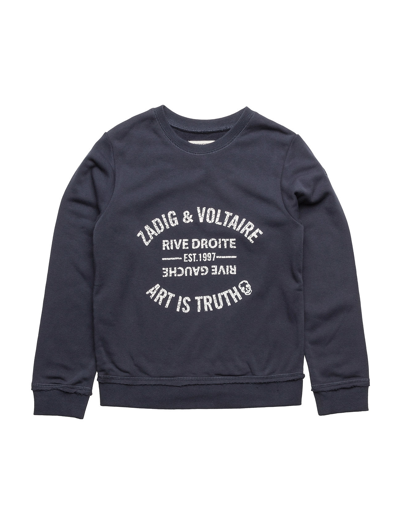 Sweatshirt fra zadig & voltaire fra boozt.com dk