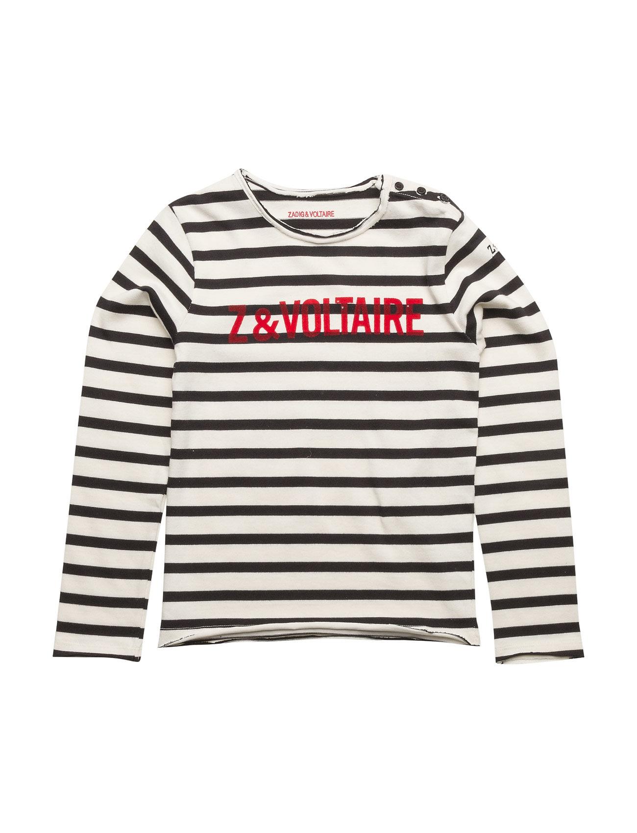 zadig & voltaire Long sleeve t-shirt fra boozt.com dk