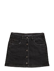 SKIRT - Z21 DENIM BLACK LAVE