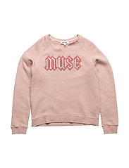 SWEATSHIRT - WASHED PINK